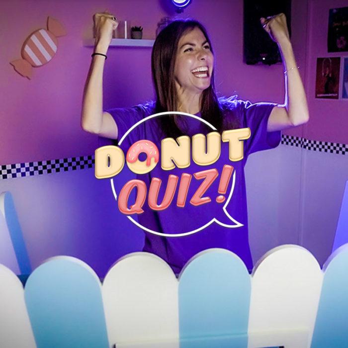 Donut Quiz – Team Break
